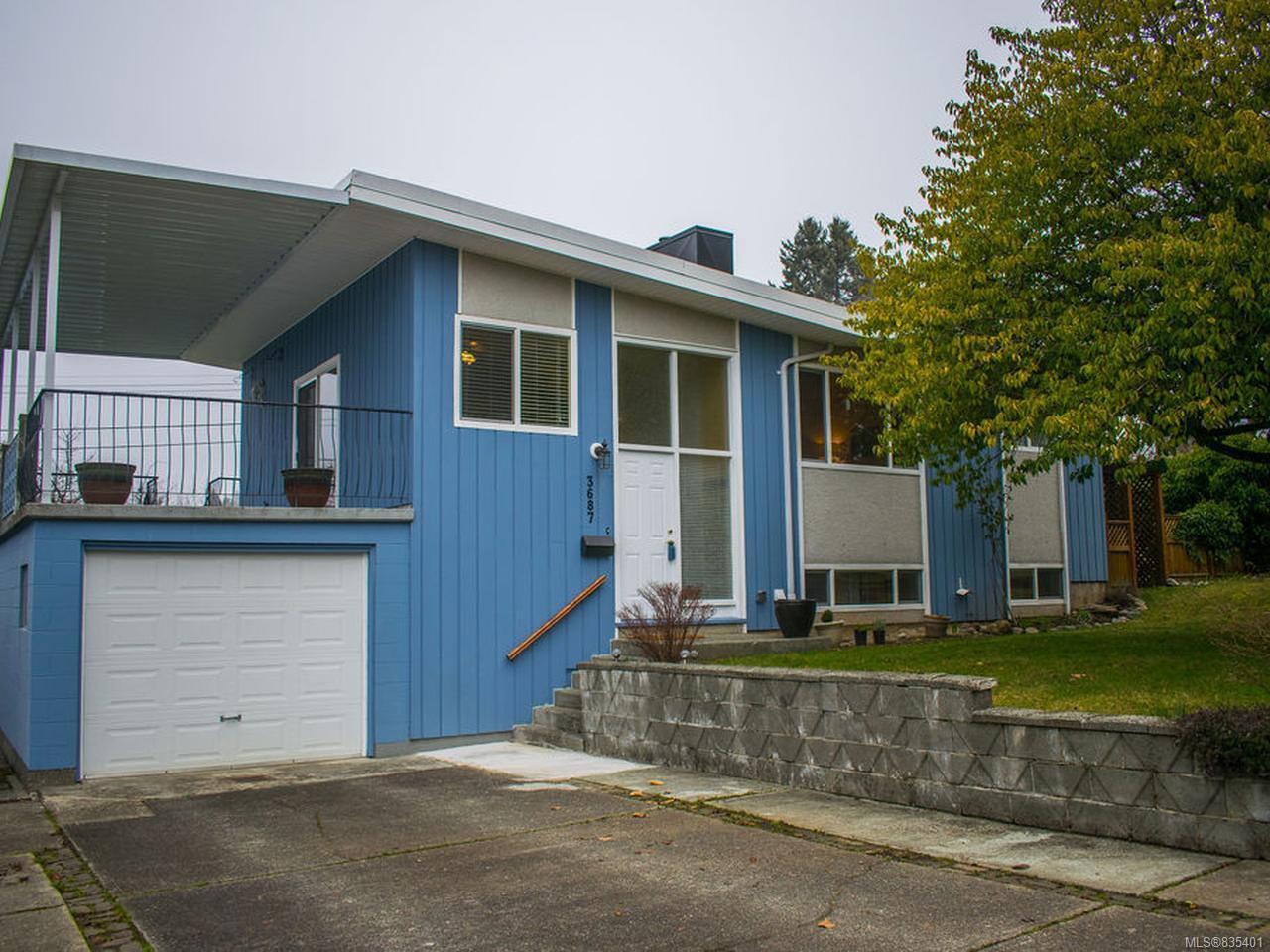 Main Photo: 3687 Craig Rd in PORT ALBERNI: PA Port Alberni House for sale (Port Alberni)  : MLS®# 835401