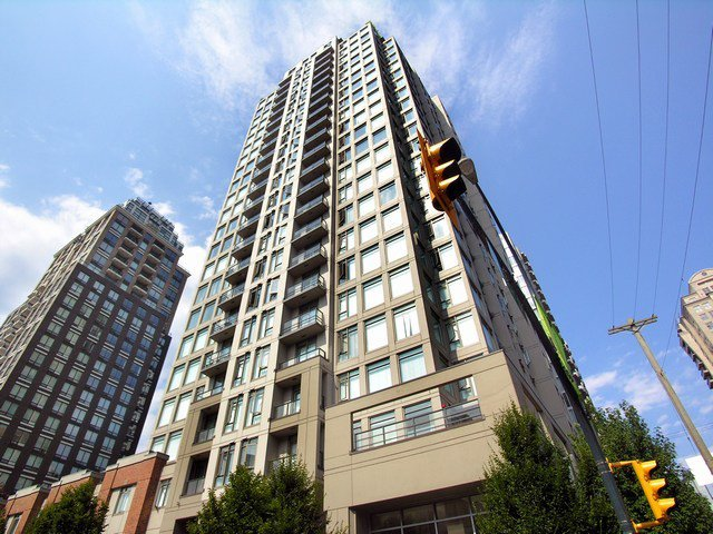 Main Photo: 503 1001 Homer Street in The Bentley: Yaletown Home for sale ()