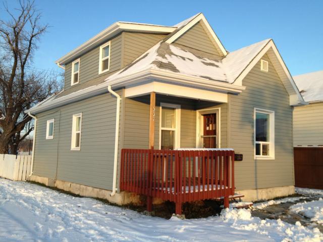 Main Photo: 537 Herbert Avenue in WINNIPEG: East Kildonan Residential for sale (North East Winnipeg)  : MLS®# 1123058