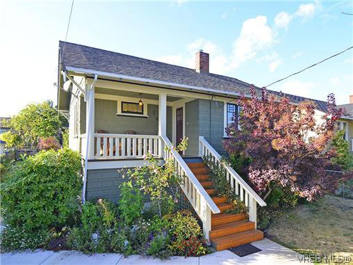 Main Photo: 2620 Belmont Avenue in VICTORIA: Vi Oaklands Single Family Detached for sale (Victoria)  : MLS®# 315980