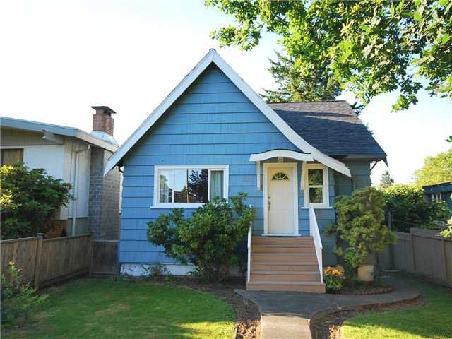 Photo 1: Photos: 2225 E 27TH AV in Vancouver: Victoria VE House for sale (Vancouver East)  : MLS®# V1020652