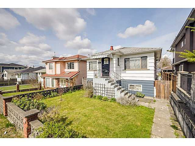 Main Photo: 3191 E 29TH Avenue in Vancouver: Renfrew Heights House for sale (Vancouver East)  : MLS®# V1056030