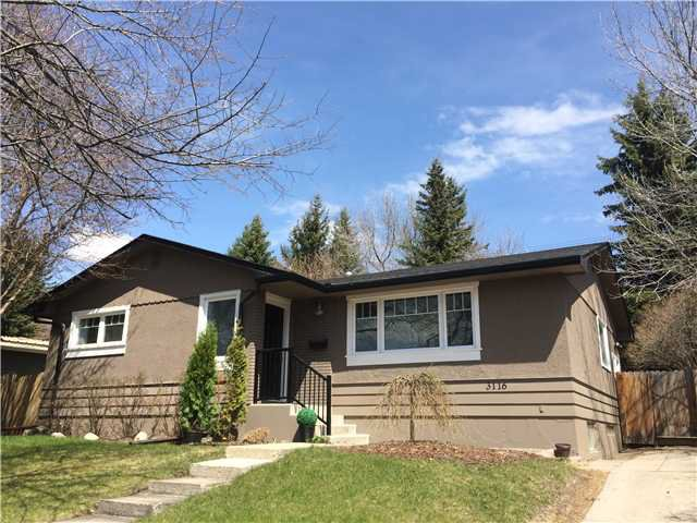 Main Photo: 3116 10 Street NW in CALGARY: Cambrian Heights Residential Detached Single Family for sale (Calgary)  : MLS®# C3614410