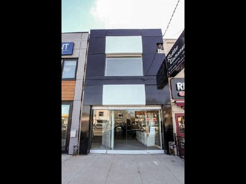 Main Photo: Map location: 1st Flr 1961 Avenue Road in Toronto: Bedford Park-Nortown Property for lease (Toronto C04)  : MLS®# C3040824