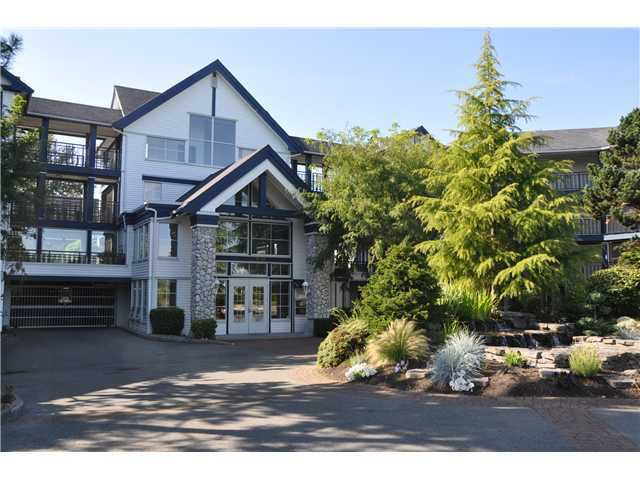 "Main Photo: 317 4955 RIVER Road in Ladner: Neilsen Grove Condo for sale in ""SHORE WALK"" : MLS®# V1101054"