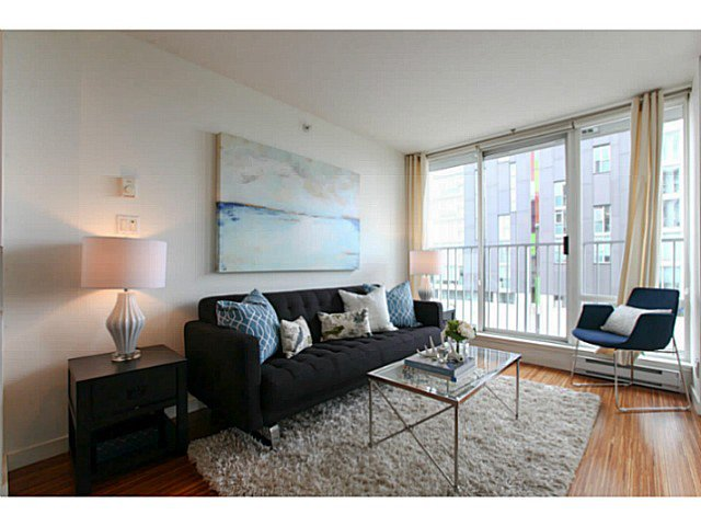 "Main Photo: 608 328 E 11TH Avenue in Vancouver: Mount Pleasant VE Condo for sale in ""UNO"" (Vancouver East)  : MLS®# V1122789"