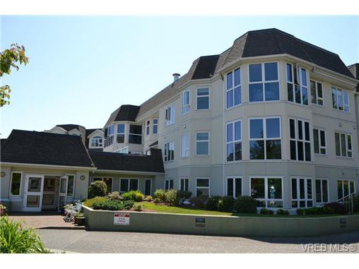 Main Photo: 313 1521 Church Ave in VICTORIA: SE Cedar Hill Condo for sale (Saanich East)  : MLS®# 702362