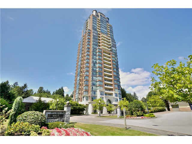 "Main Photo: 2103 6837 STATION HILL Drive in Burnaby: South Slope Condo for sale in ""THE CLARIDGES"" (Burnaby South)  : MLS®# V1133765"