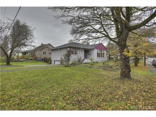 Main Photo: 3106 Balfour Avenue in VICTORIA: Vi Burnside Single Family Detached for sale (Victoria)  : MLS®# 358100
