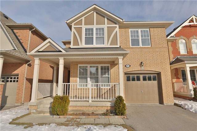 Main Photo: 905 Minchin Way in Milton: Harrison House (2-Storey) for sale : MLS®# W3391383