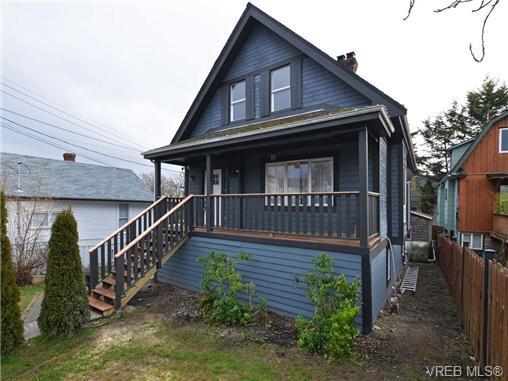 Main Photo: 3111 Washington Ave in VICTORIA: Vi Burnside House for sale (Victoria)  : MLS®# 719156