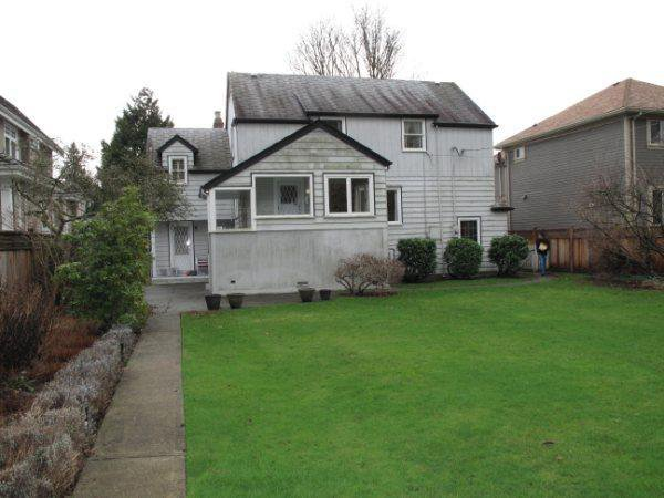 Photo 2: Photos: 1355 57TH Ave in Vancouver West: South Granville Home for sale ()  : MLS®# V807743