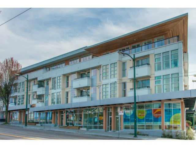 Main Photo: 402 4338 COMMERCIAL STREET - LISTED BY SUTTON CENTRE REALTY in Vancouver: Victoria VE Condo for sale (Vancouver East)  : MLS®# R2046544