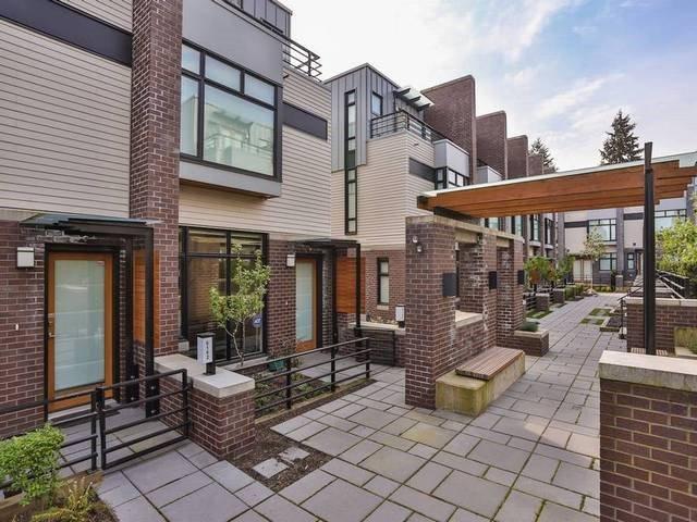 """Main Photo: 6166 OAK Street in Vancouver: Oakridge VW Townhouse for sale in """"OAK"""" (Vancouver West)  : MLS®# R2060039"""