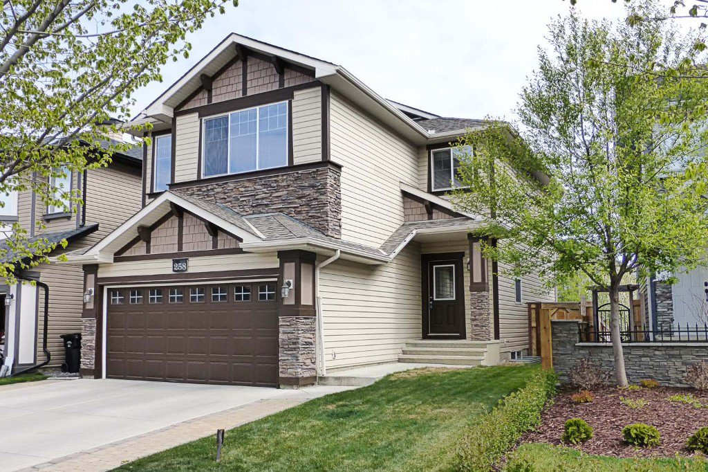 Main Photo: 258 AUBURN BAY Boulevard SE in Calgary: Auburn Bay House for sale : MLS®# C4061505