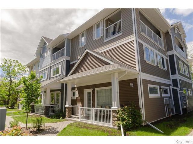 Main Photo: 455 Pandora Avenue in Winnipeg: West Transcona Condominium for sale (3L)  : MLS®# 1623767