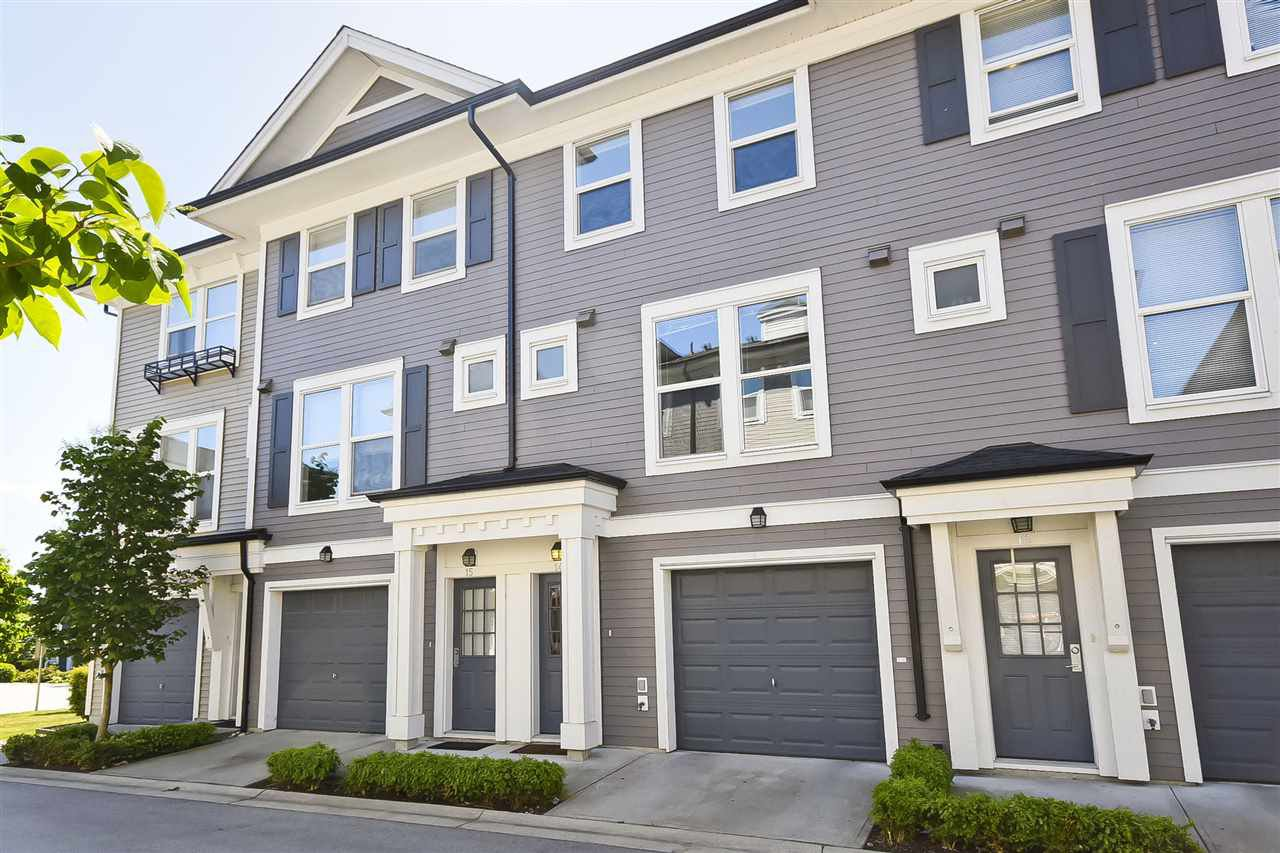 Main Photo: 14 10415 DELSOM CRESCENT in : Nordel Townhouse for sale : MLS®# R2061186