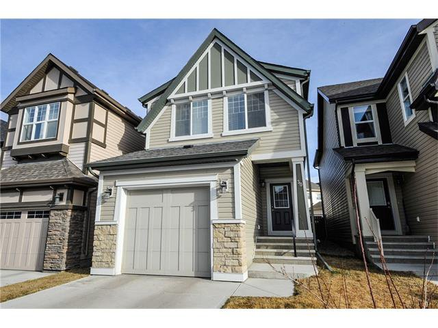 Main Photo: 30 CHAPARRAL VALLEY Common SE in Calgary: Chaparral House for sale : MLS®# C4109251