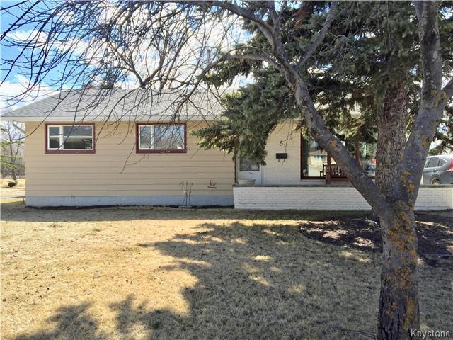 Main Photo: 5 Kinbrace Bay in Winnipeg: Residential for sale (3F)  : MLS®# 1708726