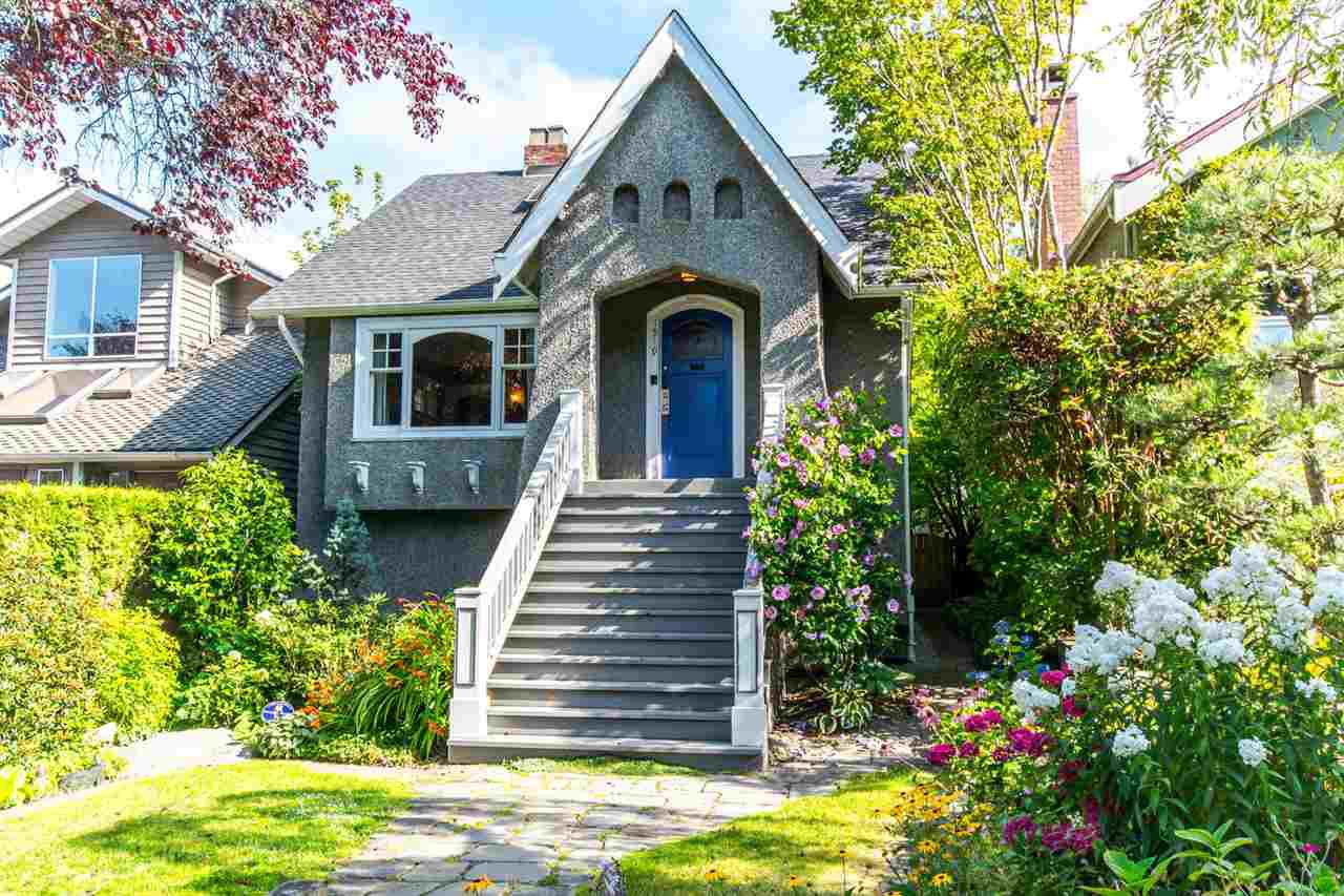 Main Photo: 1919 W 43RD AVENUE in : Kerrisdale House for sale (Vancouver West)  : MLS®# R2096864