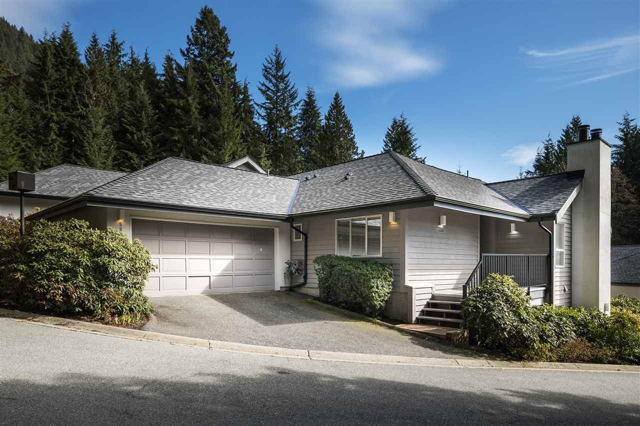 "Main Photo: 5960 NANCY GREENE Way in North Vancouver: Grouse Woods Townhouse for sale in ""Grousemont Estates"" : MLS®# R2252929"
