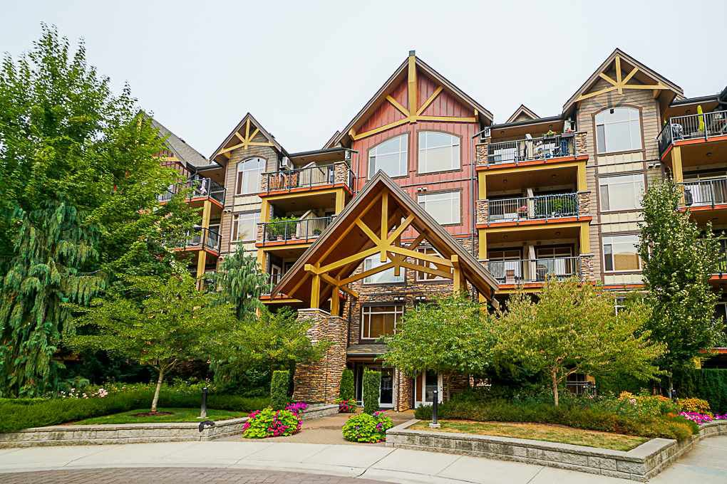 "Main Photo: 361B 8328 207A Street in Langley: Willoughby Heights Condo for sale in ""YORKSON CREEK"" : MLS®# R2297683"