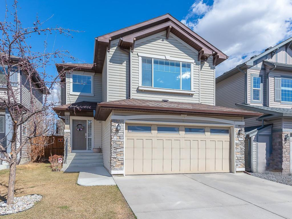 Main Photo: 42 BRIGHTONDALE Park SE in Calgary: New Brighton Detached for sale : MLS®# C4238609