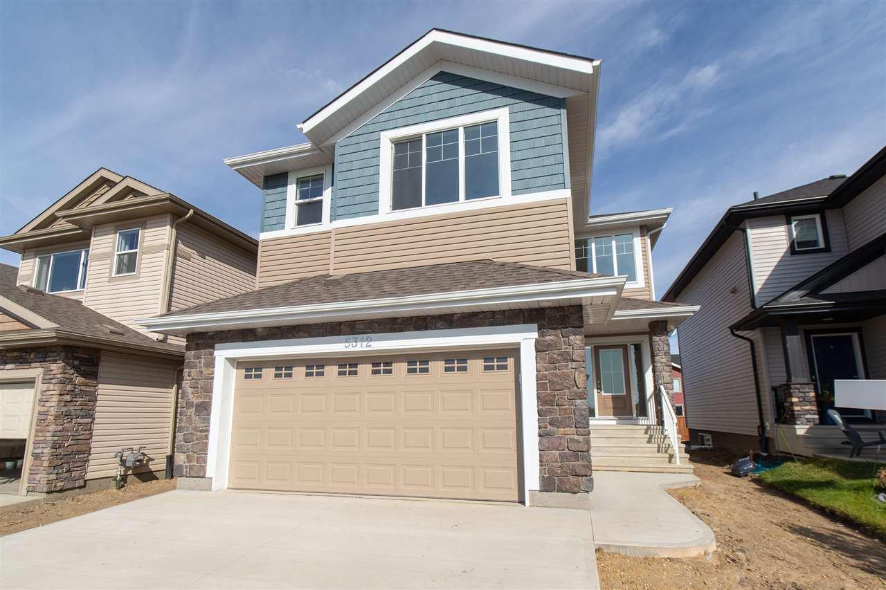 Main Photo: 5312 22 Avenue SW in Edmonton: Zone 53 House for sale : MLS®# E4174779