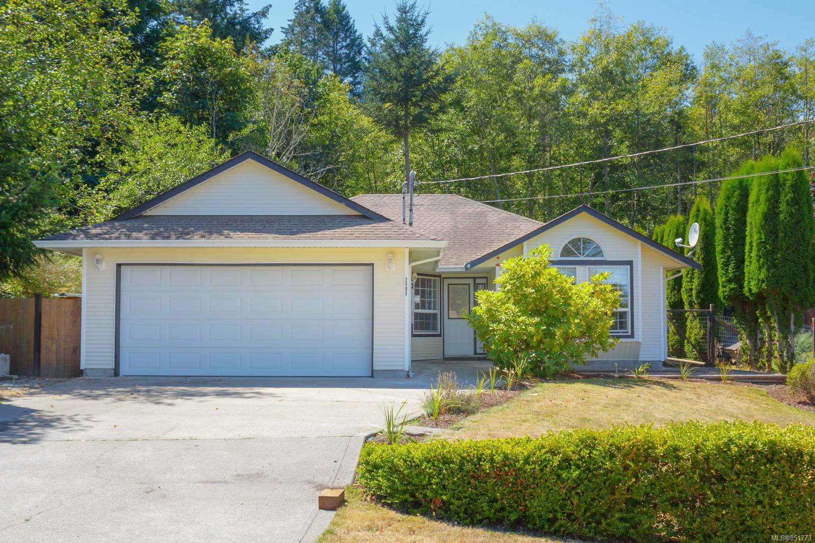 Main Photo: 2486 Witter Pl in : Sk Broomhill House for sale (Sooke)  : MLS®# 851773
