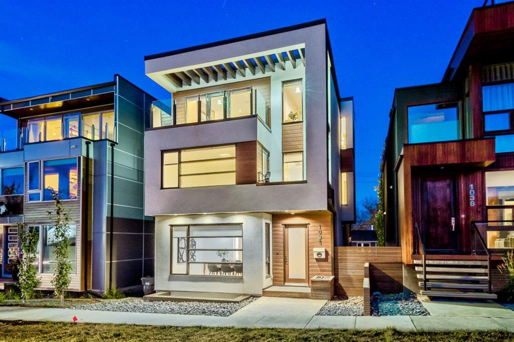 Main Photo: 1034 Bellevue Avenue SE in Calgary: Ramsay Detached for sale : MLS®# A1040176