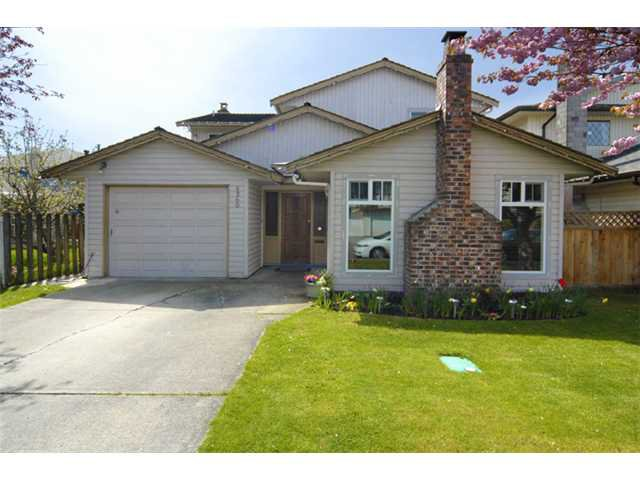 "Main Photo: 5260 HOLLYFIELD Avenue in Richmond: Steveston North House for sale in ""HOLLYPARK"" : MLS®# V886849"