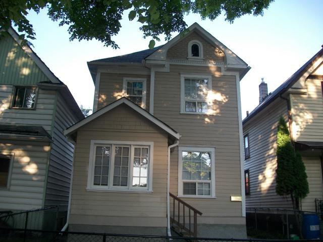 Main Photo: 709 Victor Street in WINNIPEG: West End / Wolseley Residential for sale (West Winnipeg)  : MLS®# 1113021
