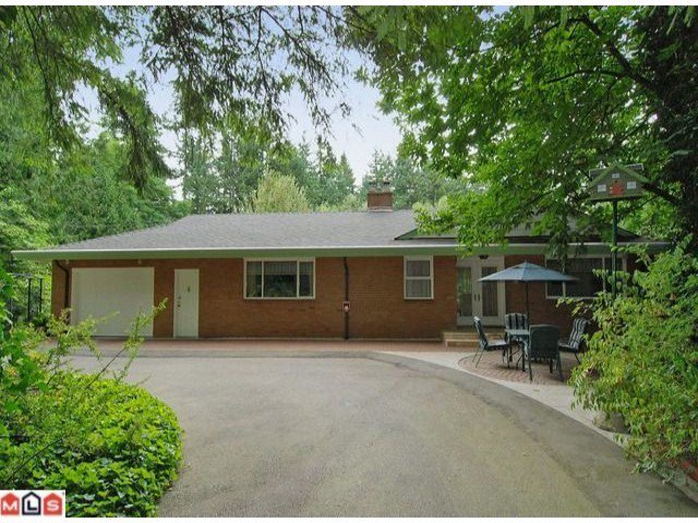 "Main Photo: 20286 27TH Avenue in Langley: Brookswood Langley House for sale in ""South Brookswood"" : MLS®# F1201227"
