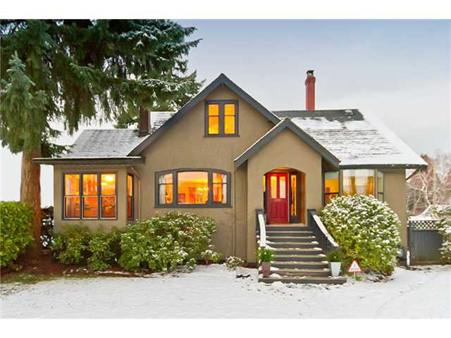 Main Photo: 3285 West 28th Avenue in Vancouver: MacKenzie Heights House for sale (Vancouver West)  : MLS®# v925924