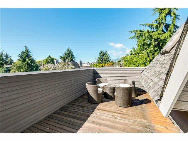 "Photo 14: Photos: 3211 W 6TH Avenue in Vancouver: Kitsilano 1/2 Duplex for sale in ""KITSILANO"" (Vancouver West)  : MLS®# V1091079"