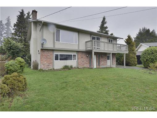 Main Photo: 3374 Joyce Pl in VICTORIA: Co Wishart South Single Family Detached for sale (Colwood)  : MLS®# 691958