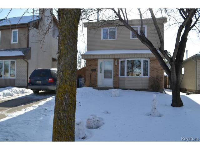 Main Photo: 10 Carriage House Road in WINNIPEG: St Vital Residential for sale (South East Winnipeg)  : MLS®# 1504404