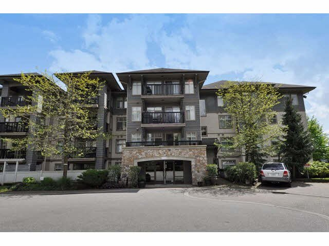 "Main Photo: 405 2998 SILVER SPRINGS Boulevard in Coquitlam: Westwood Plateau Condo for sale in ""TRILLIUM AT SILVER SPRINGS"" : MLS®# V1119394"
