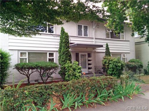 Main Photo: 404 Superior St in VICTORIA: Vi James Bay Quadruplex for sale (Victoria)  : MLS®# 715042
