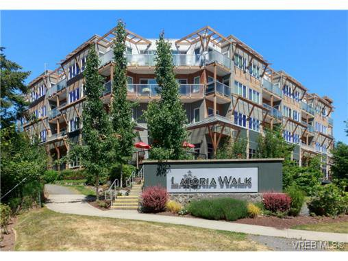 Main Photo: 307 611 Brookside Road in VICTORIA: Co Latoria Condo Apartment for sale (Colwood)  : MLS®# 366099
