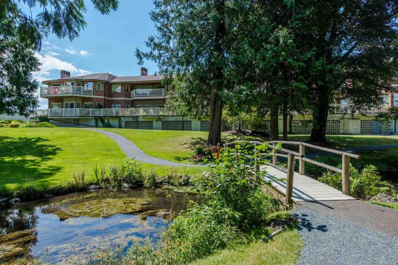 """Photo 1: Photos: 211 7001 EDEN Drive in Chilliwack: Sardis West Vedder Rd Condo for sale in """"EDENBANK"""" (Sardis)  : MLS®# R2087839"""