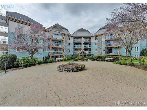 Main Photo: 101 494 Marsett Pl in VICTORIA: SW Royal Oak Condo Apartment for sale (Saanich West)  : MLS®# 754178