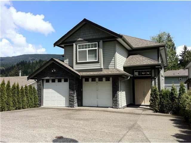 Main Photo: 1441 PIPELINE ROAD: House for sale : MLS®# V901633