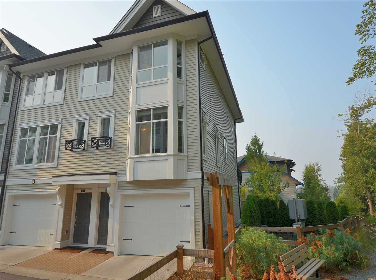 "Main Photo: 48 14433 60TH Avenue in Surrey: Sullivan Station Townhouse for sale in ""BRIXTON"" : MLS®# R2196561"