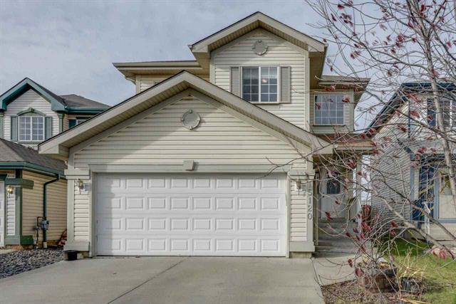 Main Photo: 15120 141 Street E in Edmonton: cumberland House for sale : MLS®# e4086813
