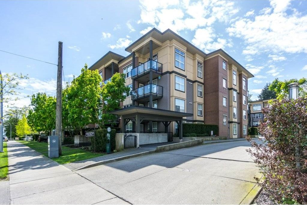 Main Photo: 415 10707 139TH Street in : Whalley Condo for sale (North Surrey)  : MLS®# R2216736