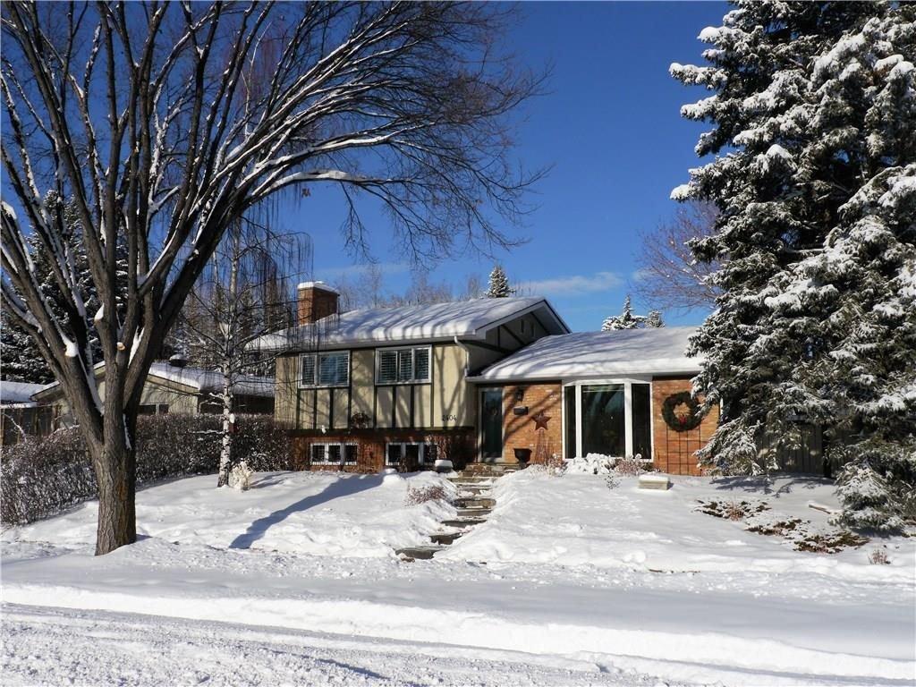 Main Photo: 2404 PALLISER Drive SW in Calgary: Palliser House for sale : MLS®# C4162437