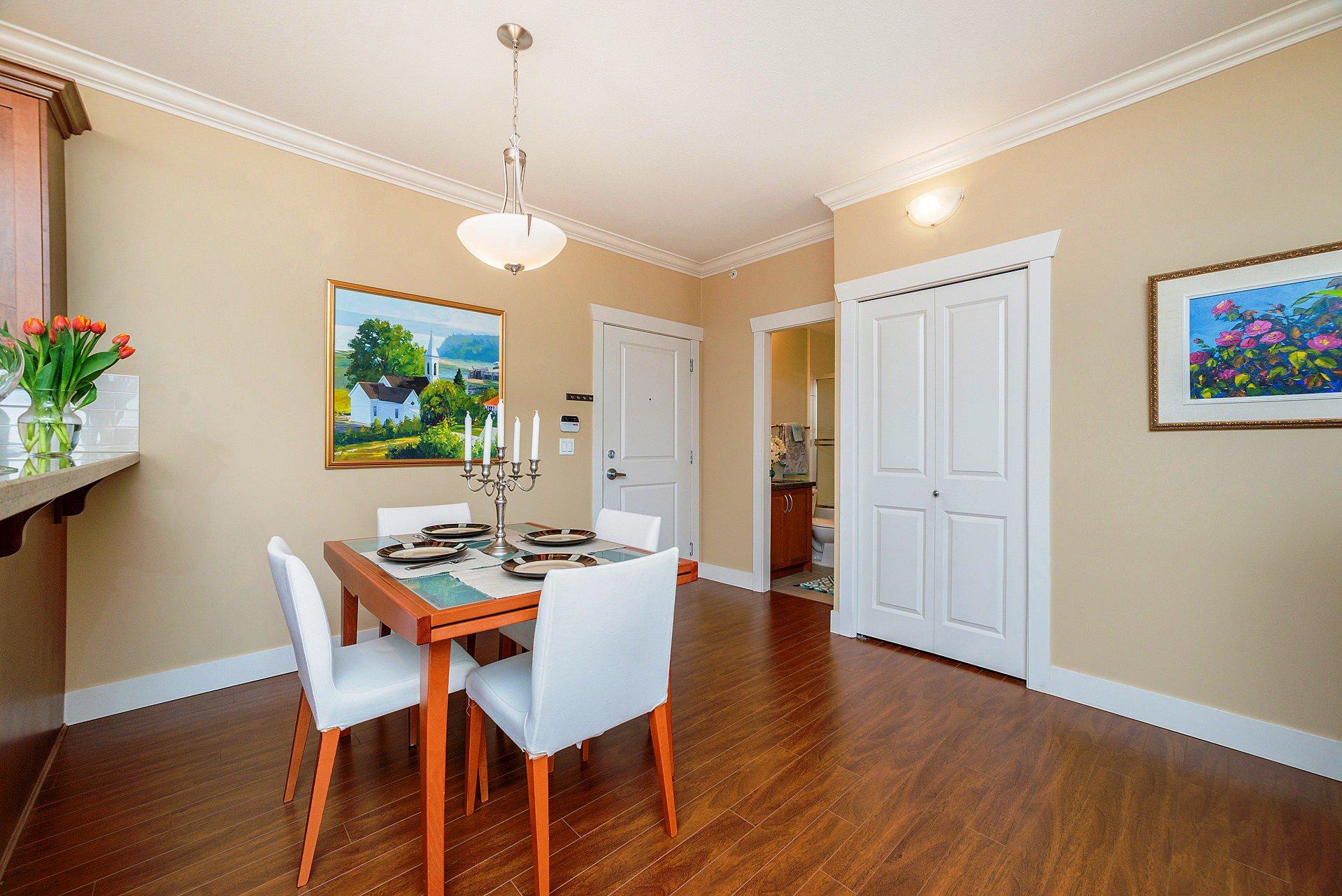 """Photo 6: Photos: 408 15368 17A Avenue in Surrey: King George Corridor Condo for sale in """"OCEAN WYNDE"""" (South Surrey White Rock)  : MLS®# R2249492"""