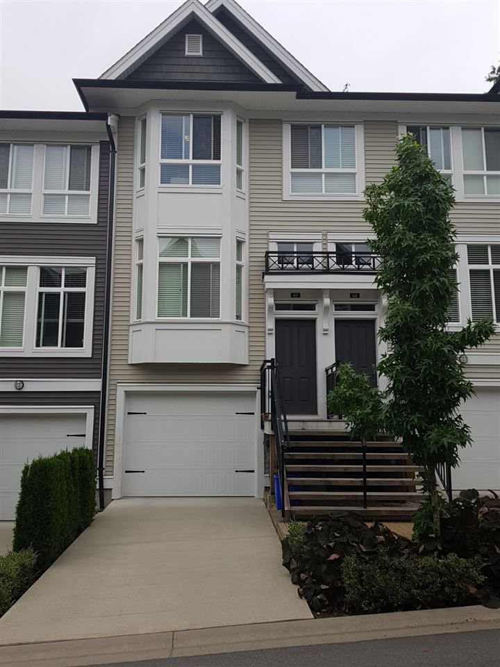 """Photo 2: Photos: 65 14433 60 Avenue in Surrey: Sullivan Station Townhouse for sale in """"BRIXTON"""" : MLS®# R2290975"""