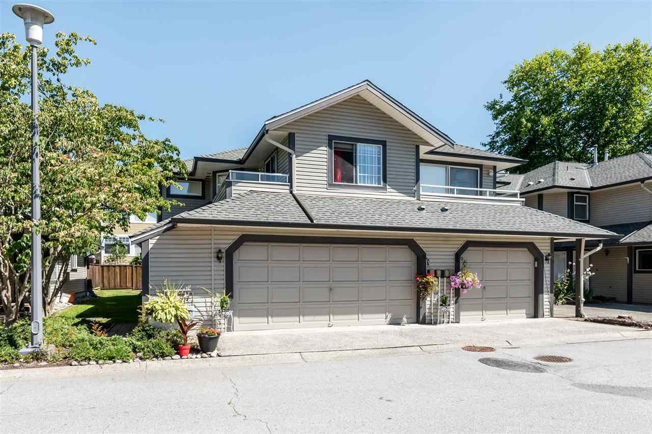 "Main Photo: 21 2561 RUNNEL Drive in Coquitlam: Eagle Ridge CQ Townhouse for sale in ""Cambridge Court"" : MLS®# R2291719"